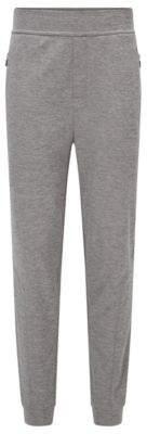 HUGO BOSS Cotton Lounge Pant Long Pant Cuffs XL Grey