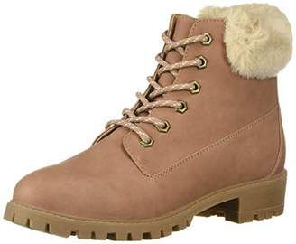 3e18244cd89 Madden-Girl Brown Women s Boots - ShopStyle