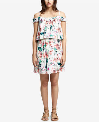Sanctuary Monaco Printed Popover Dress