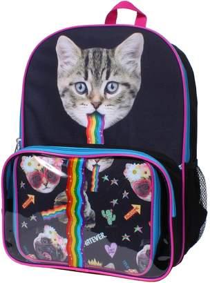 Kohl's Rainbow Cat Backpack & Lunch Box Set