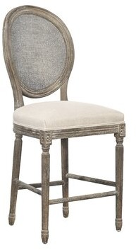 "Furniture Classics Spenzia 24"" Bar Stool Furniture Classics"