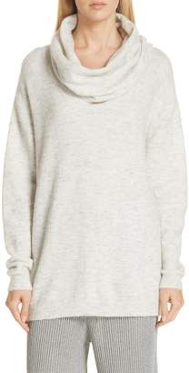 Mes Demoiselles Mineral Cowl Neck Sweater