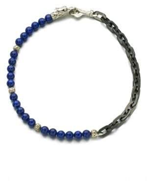 John Hardy Naga Silver Bracelet