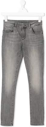 Liu Jo Kids TEEN faded skinny jeans