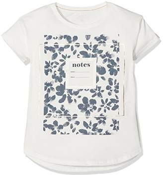 Name It Girl's Nithannah Oversize Ss Top NMT T-Shirt,(Manufacturer Size: 134-)