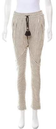 Rebecca Minkoff Mid-Rise Knit Pants w/ Tags