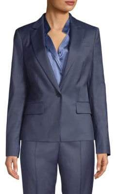 BOSS Jalissa Wool Suiting Jacket