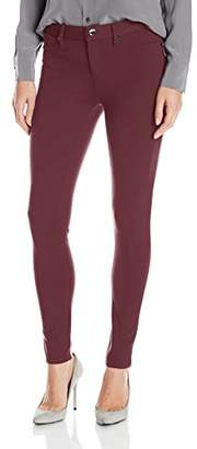 Calvin Klein Jeans Women's 5 Pocket Ponte Legging $34.44 thestylecure.com