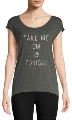 Gaiam Dani Om Tonight Tee