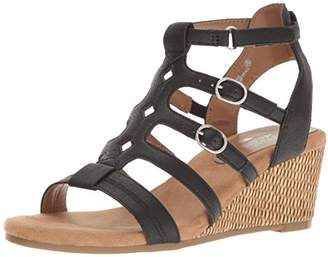 Aerosoles Women's Sparkle Wedge Sandal