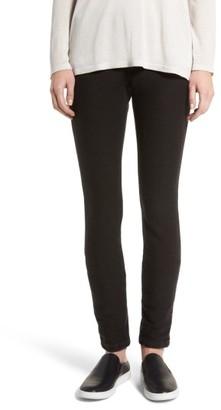 Women's Nic+Zoe Denim Knit Skinny Jeans $128 thestylecure.com
