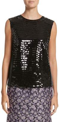 Marc Jacobs Sequin Shell