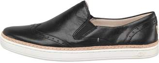 UGG Womens Hadria Slip-On Trainers Black