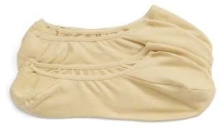 Nordstrom 2-Pack Dress Liner Socks