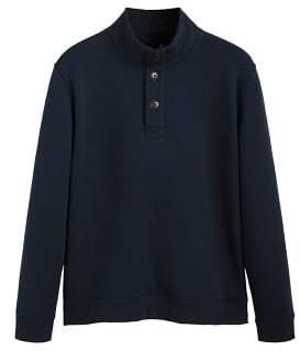 Mango Man MANGO MAN Buttoned collar sweater