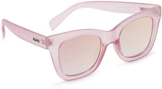 Quay After House Sunglasses $55 thestylecure.com