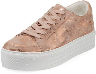 Kenneth Cole Abbey Techni-Cole Platform Sneakers