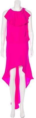 Alexis Silk High-Low Dress