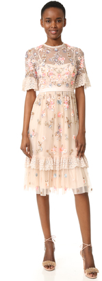 Needle & Thread Ditsy Scatter Dress $599 thestylecure.com