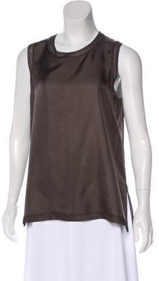Rag & Bone Sleeveless Crew Neck Top
