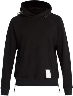 Satisfy Jogger cotton hooded sweatshirt
