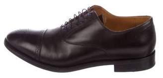 Paul Smith Cap-Toe Leather Brogues