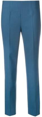 Incotex straight plain trousers