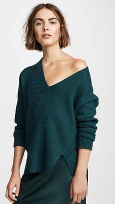 Brochu Walker Aerin Off Shoulder Sweater