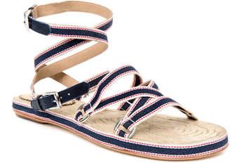 Max Studio jigger : ankle-wrap sandals