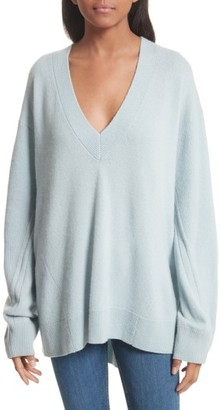 Women's Rag & Bone Ace Cashmere Sweater $450 thestylecure.com