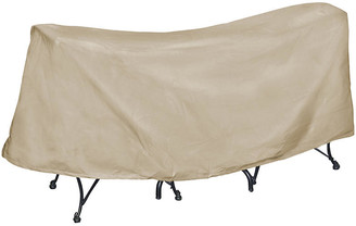 Protective Covers Two-Seat Bistro Table/Chair Cover - Tan