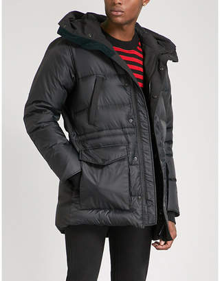 Canada Goose Silverthorne hooded quilted shell-down parka jacket