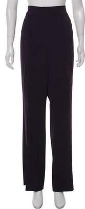 Victor Alfaro High-Rise Wide-Leg Pants