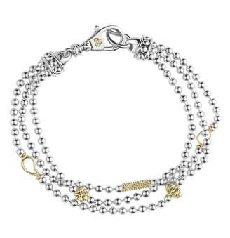 Lagos 'Caviar Icon' Multistrand Bracelet