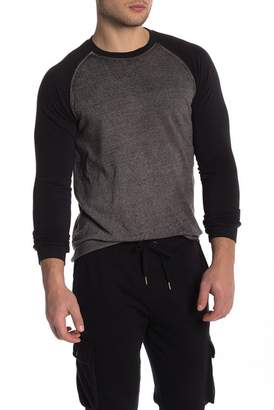 Threads 4 Thought Long Sleeve Burnout Raglan Pullover