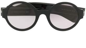 Moncler Eyewear round framed sunglasses