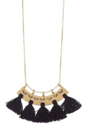 Madewell Supernova Tassel Necklace
