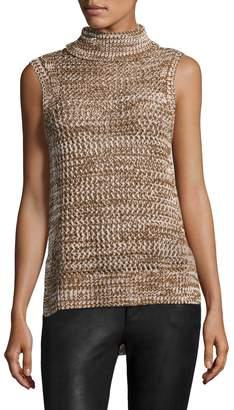 Derek Lam 10 Crosby Women's Turtleneck Cotton Sweater