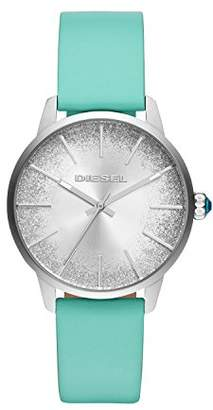Diesel Women's 'Castilia' Quartz Stainless Steel and Leather Casual Watch