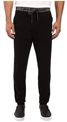 Calvin Klein Jeans Men's Logo Waistband Sweatpant