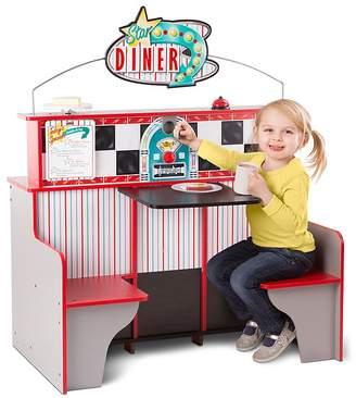 Melissa & Doug Star Diner Restaurant - Ages 3+
