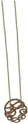 ginette_ny Monograms Other Pink gold Necklace