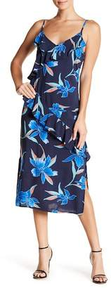 Cotton On & Co. Ronda Ruffle Midi Dress