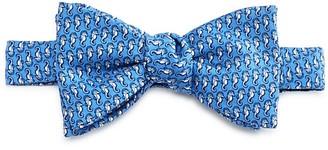 Vineyard Vines Seahorse Bow Tie $55 thestylecure.com
