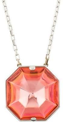 Baccarat Crystal L'illustre Crystal Necklace