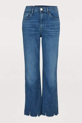 3x1 3 X 1 Austin high-waisted cropped jeans