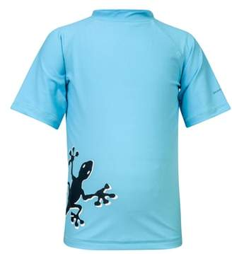 Snapper Rock Gecko Short Sleeve Rashguard