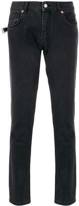 Zadig & Voltaire Zadig&Voltaire tapered slim-fit jeans