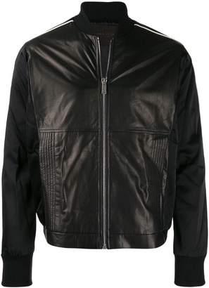 Givenchy embossed logo jacket