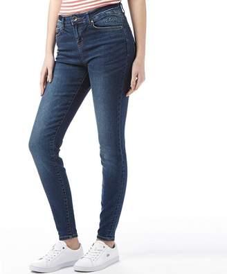 Lee Cooper Womens Tiara Jeans Medium Wash